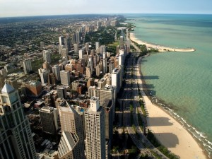A windy, low-carb weekend in Chicago