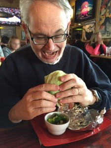 Chowing down low-carb style at Red Robin