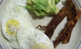 Avocado in the morning